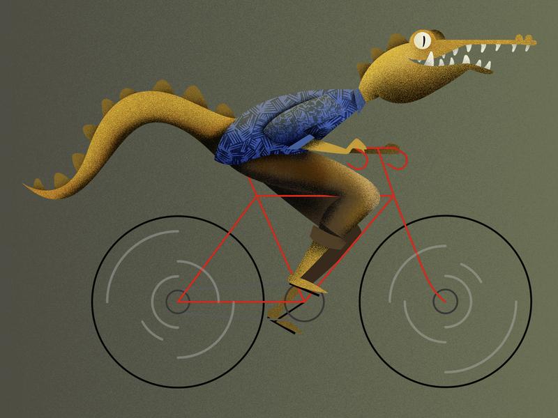 Gator Bike