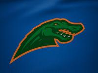 Florida Gators Rebrand Concept Logo