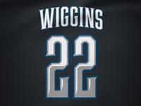 Minnesota Timberwolves Rebrand Concept Lettering