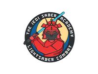 The Jedi Saber Academy Logo