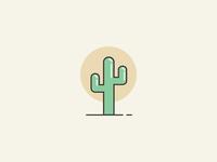 Cactus Pin for Roam