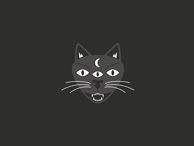 Three Eyed Cat