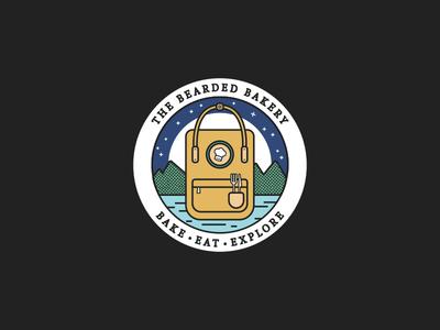 Bearded Bakery Logo