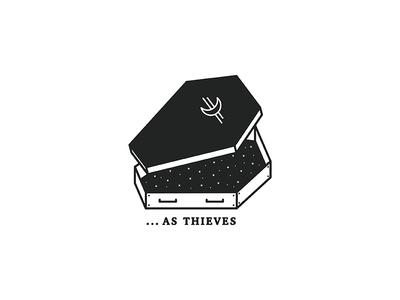 As Thieves T-Shirt Design