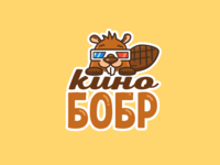 KinoBobr Logo
