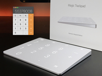 Apple Magic Trackpad concept