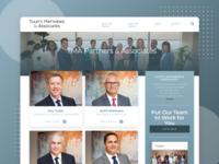 Financial Advisor Team Page