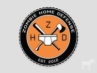 Sticker Mule Contest Zombie Defense