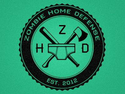Zhd seal logo