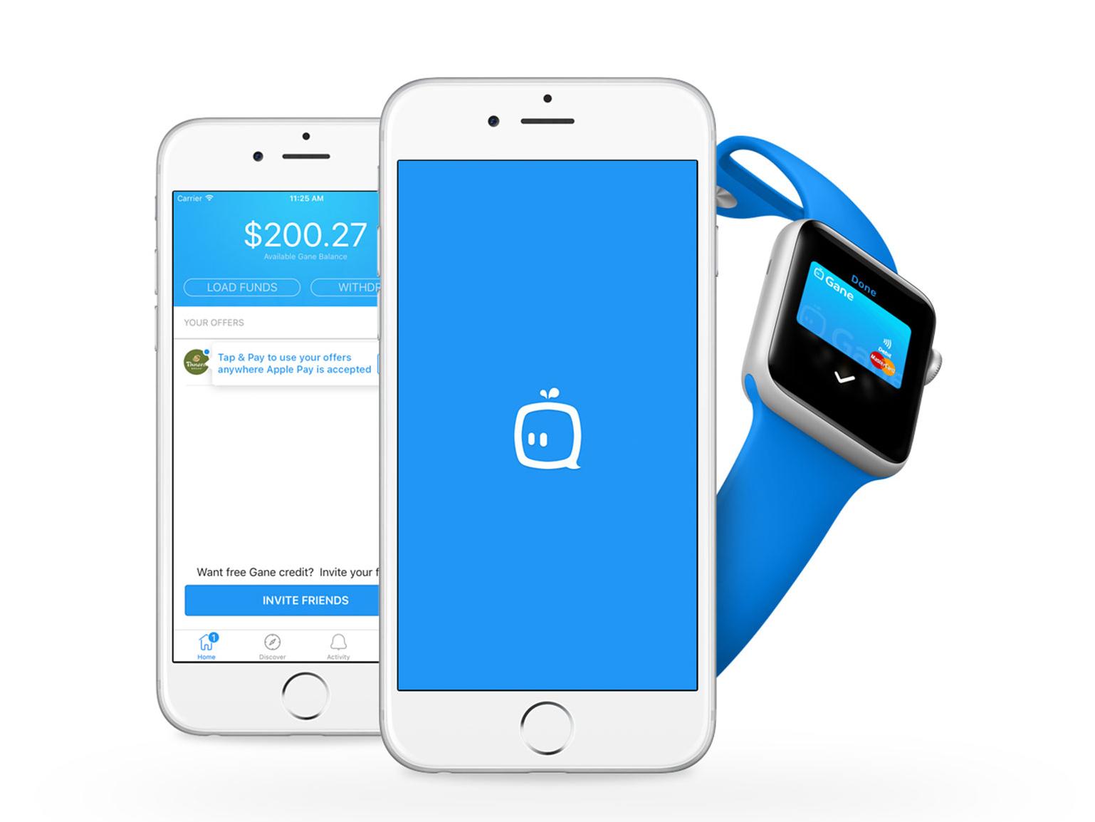 Gane iOS App by Seth Louey on Dribbble
