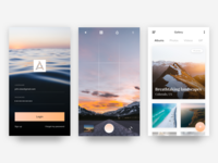 Photos & Videos 📷 + 2 Dribbble Invites