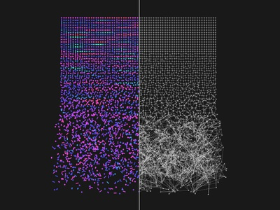 Going generative #1 processing