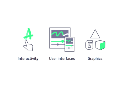 Services offer icons services icons neon simple minimal