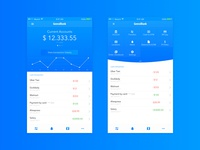 Bank App - Account UI