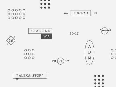 Amazon Devices, Marketing design minimal badge illustration line badges marketing amazon