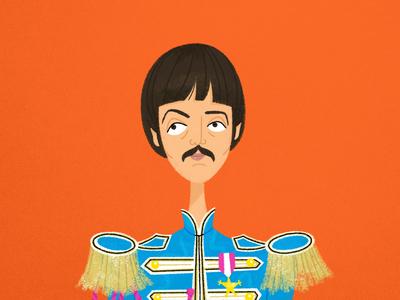 Sergeant Pepper: Paul