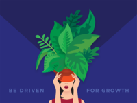 Be Driven for Growth