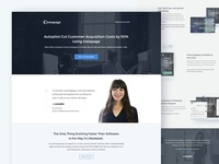 Instapage Industry Personalization Landing Page
