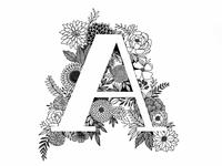 Fancy Floral A