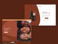 Mented Cosmetics — Rebrand
