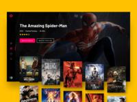 📺 TV UI - Movies