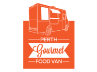 Perth Gourmet Food Van - Full Logo