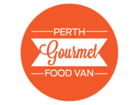 Perth Gourmet Food Van - Circle Logo