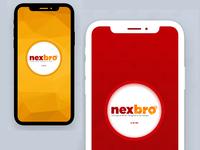 Design a splash screen for Nexbro (Calling Application)