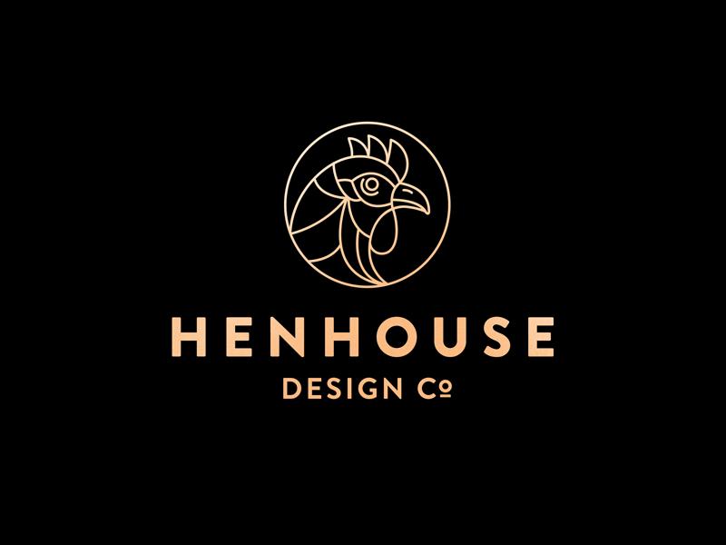 Henhouse promo dribbble