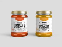 Salsa Labels