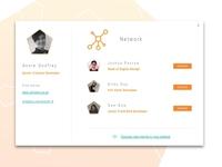 User Profile - DailyUI - 006