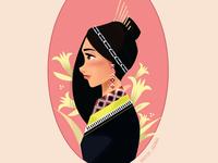 Nagaland Princess
