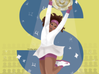 S is for Serena Williams