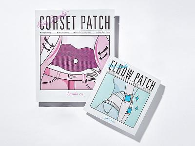 banila co Body Specialist-CORSET PATCH/ELBOW PATCH co banila