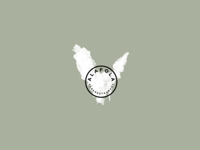 Watercolour Bird logo