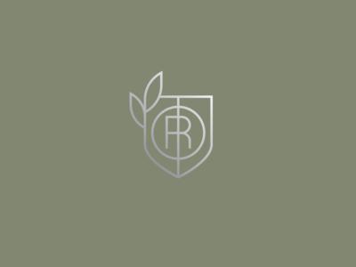 OTR monogram - Gardener logo