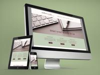 Mulberry Studio - Web Design