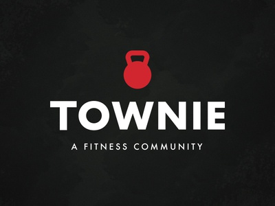 Branding - Townie Community Gym