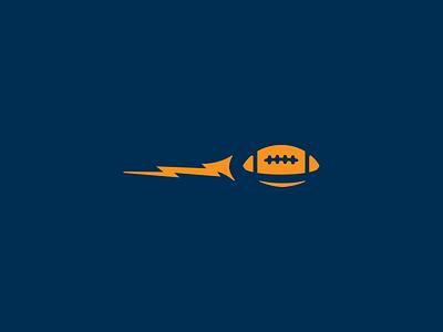 Fantasy Football branding concept design follow me fantasy sports money game lightning team logo fantasy football design fantasy fantasy football