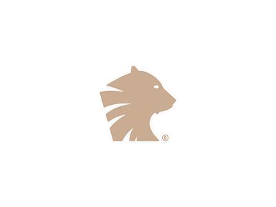 KOA Bear camping brown follow me dribbble shot theme icon logo gear outdoor bear