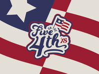 Five on the 4th Design