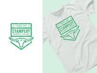 Stampede Champions Shirt Design