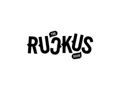 Ruckus Room family logotype fun dribbble me playful room ruckus