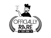 officially rare
