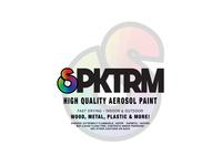spctrm spray paint.