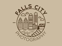 falls city photography.