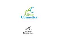 Alison Cosmetics, logo challenge #1