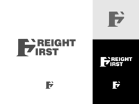 "Logo challenge #4. ""Freight First"""