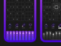Numbers Input • Sketch Design Timelapse