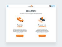 Bons Plans, Kitt : Ornikar Design System